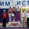 Юный гимнаст победил в многоборье