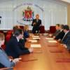Депутатам Законодательного Собрания VI созыва вручили мандаты