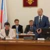 Председателем Заксобрания VI созыва избран Владимир Киселёв