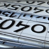 О порядке изготовления и выдачи дубликатов государственных регистрационных знаков взамен утраченных