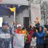 Андрей Шохин открыл Эстафету Олимпийского огня во Владимире