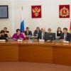 Состоялось декабрьское заседание Законодательного Собрания Владимирской области