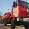 Город «вооружает» пожарных новой техникой