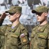 Президентский полк пополнился владимирскими призывниками