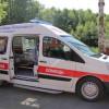 «Точмаш» подарил областному центру автомобиль скорой помощи