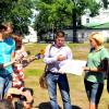 Андрей Шохин проверил работы на Спасском холме