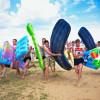 Программа «Матрасной регаты» на новом  клязьминском пляже