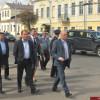 Андрей Шохин контролирует подготовку к юбилейным торжествам