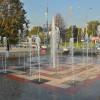 Новый фонтан посмотрели в пробном режиме