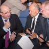 Владимир Киселёв, Андрей Клишас и Владимир Платонов обсудили развитие избирательного законодательства