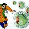 Роспотребнадзор о заболеваемости ОРВИ и вакцинации против гриппа