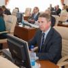30 октября состоялась очередная сессия Законодательного Собрания Владимирской области