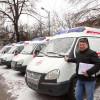 Владимирские травмцентры получили 32 автомобиля скорой помощи