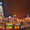 Во Владимире открылась Рождественская ярмарка