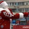 Дед Мороз вносит коррективы в движение транспорта