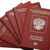 Оформление заграничного паспорта в преддверии Нового года