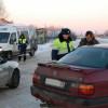 Два района области подвергнутся массовой проверке водителей
