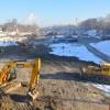 Лыбедская магистраль: хроника строительства