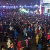 Рождественская ярмарка закрывается