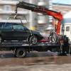 В регионе проводится масштабный рейд по нарушениям парковки автомобилей