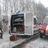 Спасатели МЧС приняли участие в ликвидации последствий ДТП в Суздальском р-не, автодорога А-113, 271км