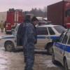 Спасатели МЧС приняли участие в ликвидации последствий ДТП в Петушинском р-не, ФАД М-7, 97 км