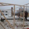 Начата реконструкция стелы в Лесном