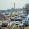 Андрей Шохин: «Строительство Лыбедской магистрали идет по графику»