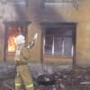 Пожар в Гороховеце