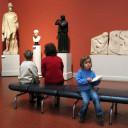 С ребенком в музей